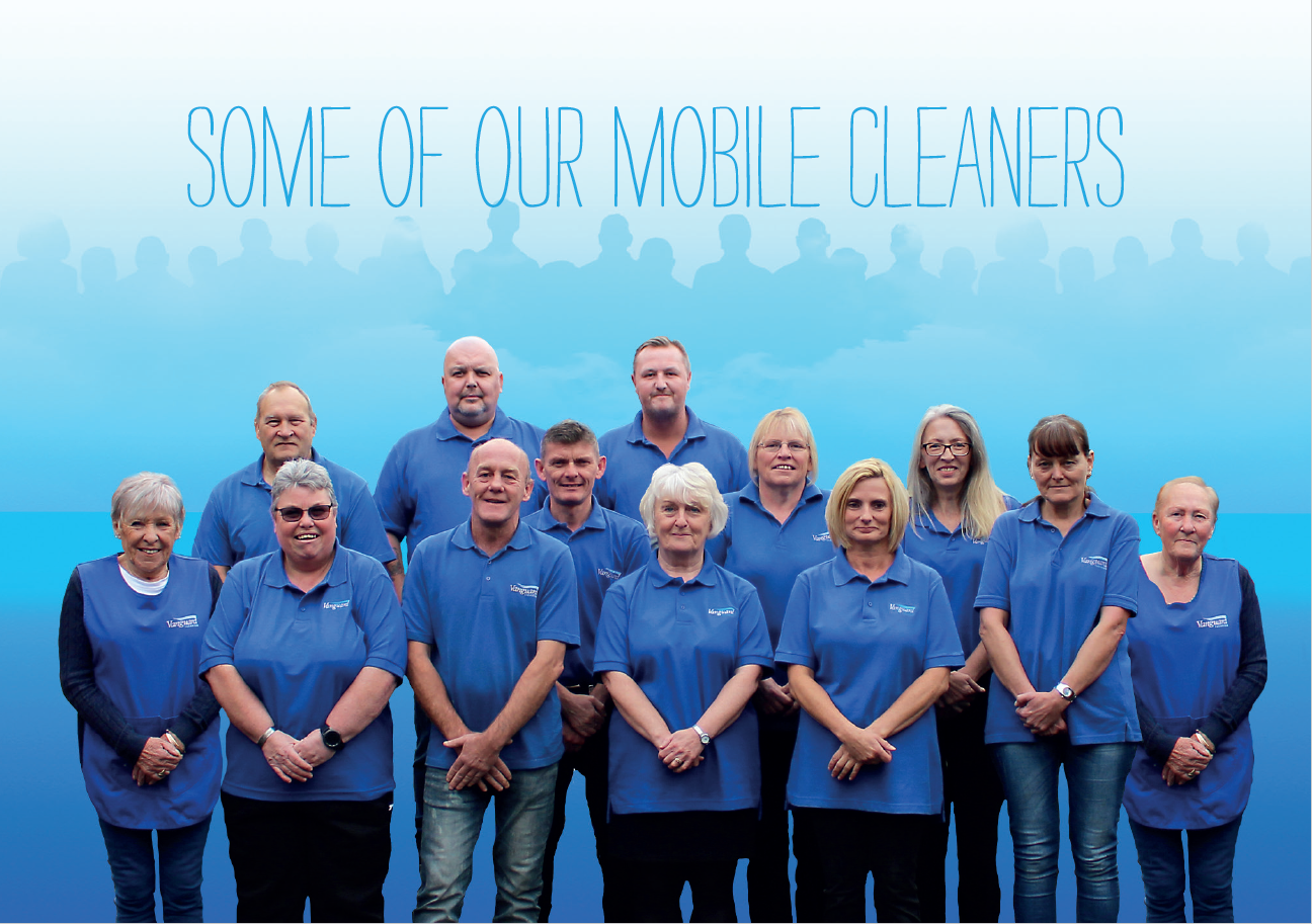 mobile cleaners